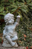 Statue of a small angel 03 — Stock Photo