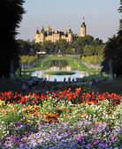 Castle Schwerin (Germany) — Foto de Stock