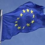 Flag of European Union 02 — Stock Photo