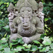 Statue of the hinduism god Ganesha — Stock Photo