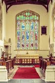 Wool church — Stock Photo