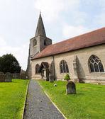 Tanworth iglesia — Foto de Stock