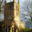 Stock Photo: Pershore abbey