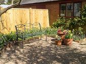 Garden house — Stock Photo