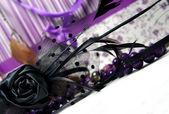 Luxury glamour women accessories — Stock Photo