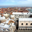 Venice roofs - Stock Photo