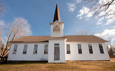 One Room School House Steeple — Stock Photo