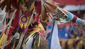 Native American Dancer — Stock Photo