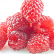 Pile High Raspberry — Stock Photo