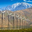 Alternative Power Wind Turbines — Stock Photo