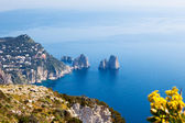 View of Amalfi Coast — Stock Photo