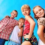 Kids . — Stock Photo
