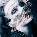 Carnival mask — Stock Photo #10768619