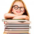 Many books - Stockfoto