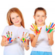 Education fun — Stock Photo #10845966