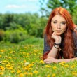 Redhaired — Stock Photo #10952549