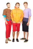 Clothing man — Stock Photo