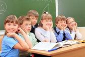 Escola positiva — Fotografia Stock