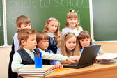 Klassenkameraden — Stockfoto