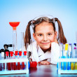Stock Photo: Lab equipment