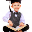 Academic hat — Stock Photo