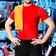 Workout — Stock Photo #10995876