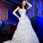Beautiful bride — Stock Photo #11013488