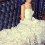 Lady bride — Stock Photo #11013506