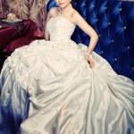 Gorgeous bride — Stock Photo #11266624
