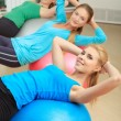 Abdominals - Stock Photo