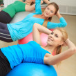 Abdominals — Stock Photo