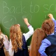 Royalty-Free Stock Photo: Blackboard