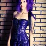 Grunge lady — Stock Photo #11361298
