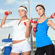 Two sporty — Stock Photo #11392320