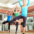 Yoga class — Stock Photo #11392322