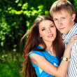 Young couple — Stock Photo #11392324