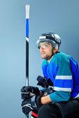 Lední hokej — Stock fotografie