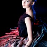 Ballet woman — Stock Photo