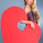Valentine gift — Stock Photo #11686617