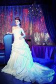 Charming bride — Stock Photo