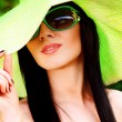 Elegant hat — Stock Photo #11851221