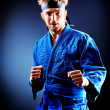 Martial arts — Stock Photo