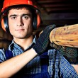 Workman - Stock Photo