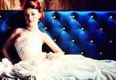 Gorgeous bride — Stock Photo