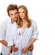 Love young — Stock Photo