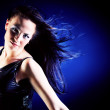 Wind in hair — Stock Photo #12003317