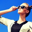 Sunglasses — Stock Photo #12003339