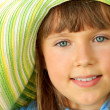 Royalty-Free Stock Photo: Girl in hat