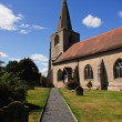 St Nicolas church warwick. — Stock Photo #10811209