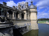 Chateau chantilly — Stock Photo